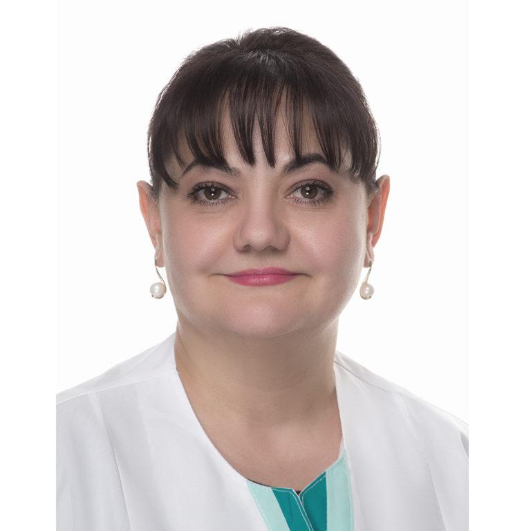 Бучацкая Нина Шалвовна
