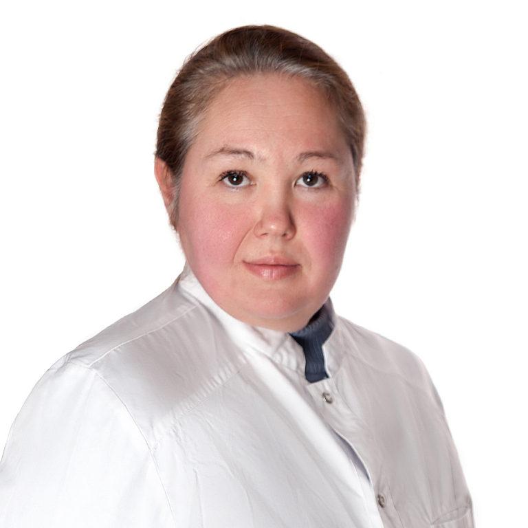 Вильберг Светлана Георгиевна