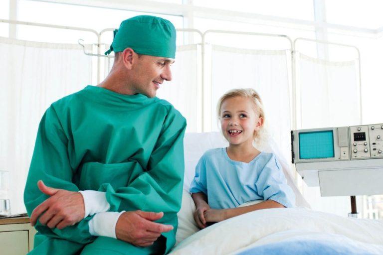 детский хирург спб