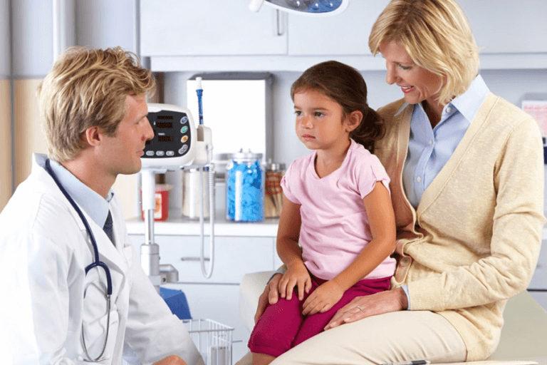 медкарта в детский сад